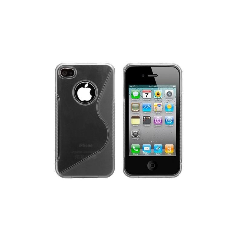 fr accessoire iphone  housse silicone wave