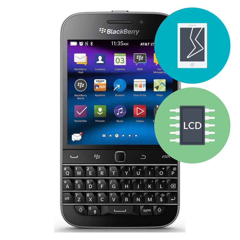 R paration ecran blackberry classic micro techno canada for Photo ecran blackberry