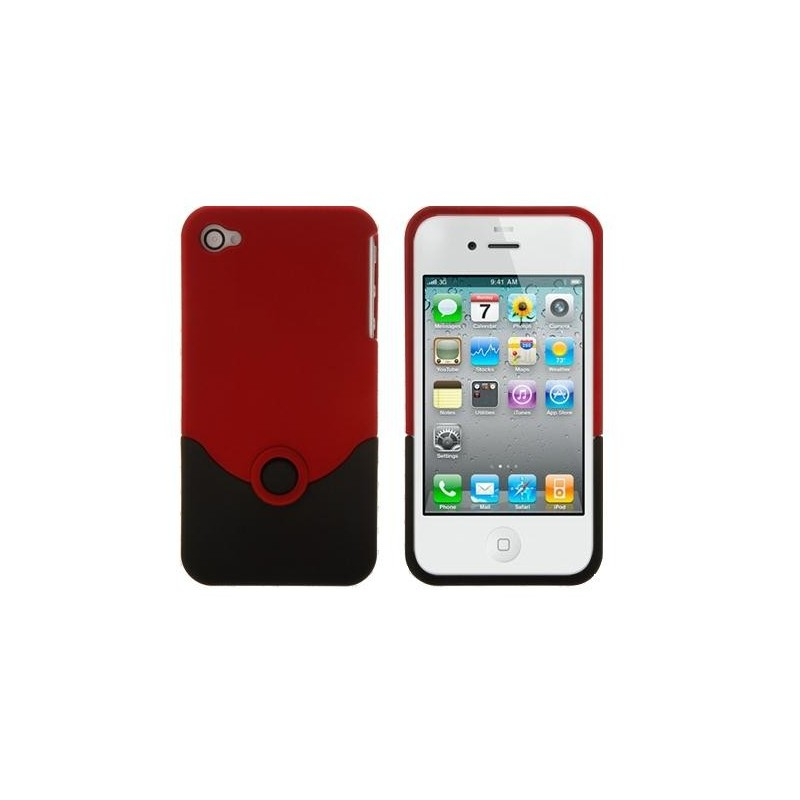 Coque Clipsable iPhone 4 - Accessoires iPhone 4 - Housse Plastique ...