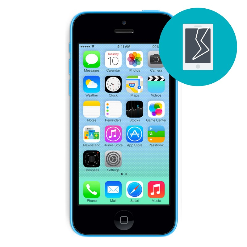 iphone 5c repair repair glass iphone 5c broken screen fix iphone 5c 11127