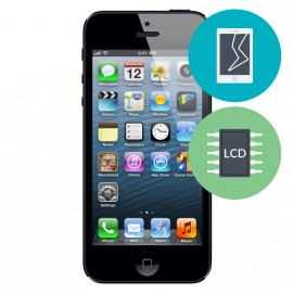 Screen Touch & LCD iPhone 5 repair service