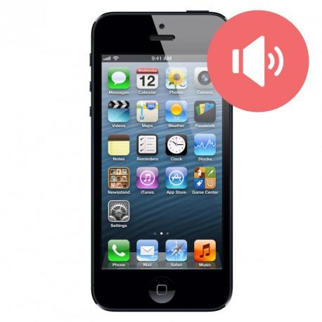 Réparation Ecouteur iPhone 5