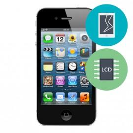 Réparation Ecran iPhone 4