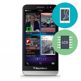 Repair Screen BlackBerry Z30