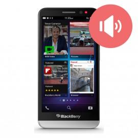 Repair Earspeaker BlackBerry Z30