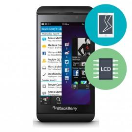 Réparation Ecran BlackBerry Z10