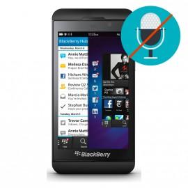 Réparation Micro BlackBerry Z10