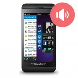 Réparation Ecouteur BlackBerry Z10