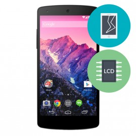 Repair Screen LG Nexus 5
