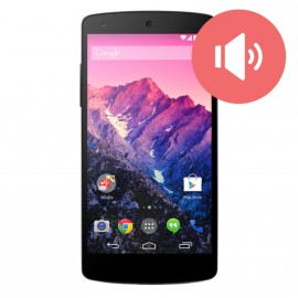 Repair Earspeaker Nexus 5