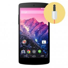 Réparation Prise Jack Nexus 5