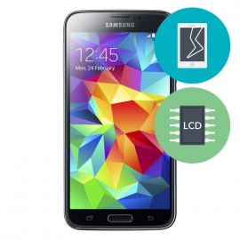 Réparation Ecran Samsung Galaxy S5