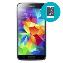 Front Glass Samsung Galaxy S5 repair service