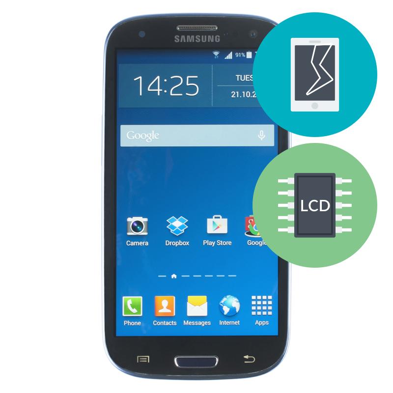 Réparation Ecran Complet Samsung Galaxy S3