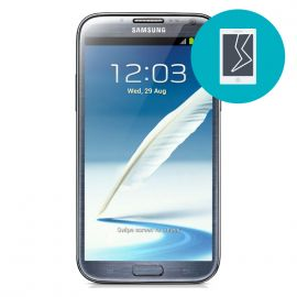 Réparation Vitre Samsung Galaxy Note 2