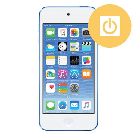 Réparation Bouton Home iPod Touch 5
