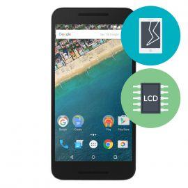 Réparation Ecran LG Nexus 5X