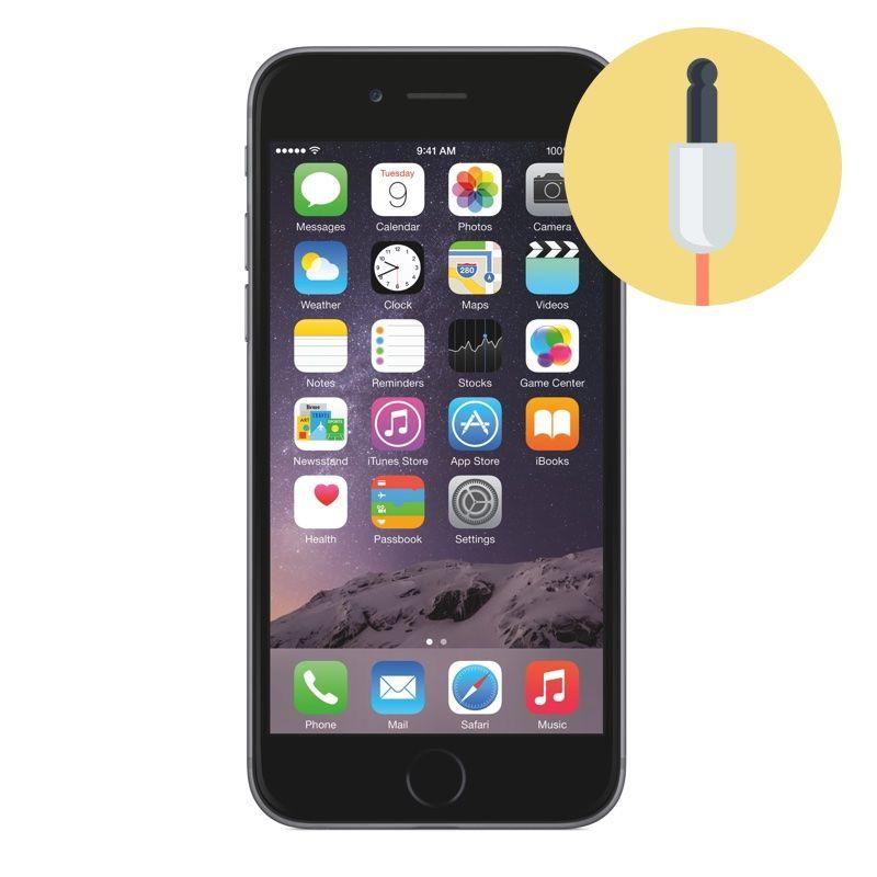 promo code bd445 05a24 iPhone 6 Jack Plug Repair