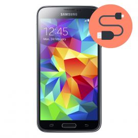 Réparation Connecteur charge Samsung Galaxy S5