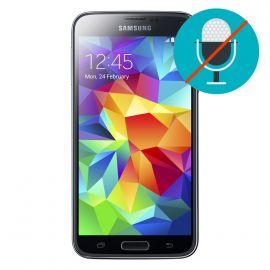 Samsung Galaxy S5 Mic Repair