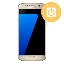 Réparation Bouton d'allumage Samsung Galaxy S7