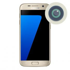 Réparation Lentille Caméra Samsung Galaxy S7