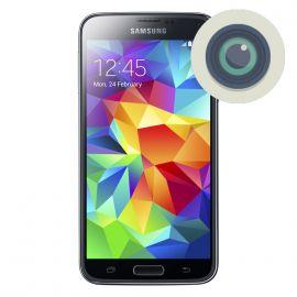Réparation Lentille Caméra Samsung Galaxy S5