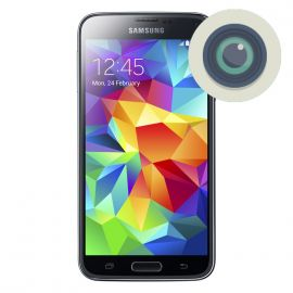 Samsung Galaxy S5 Camera Lens Repair