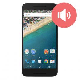 LG Nexus 5x Loudspeaker Repair