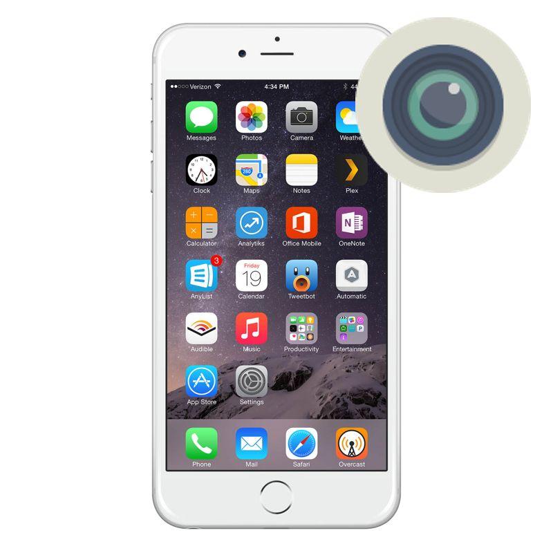 new style 69f28 ed3b1 iPhone 6 Plus Camera Lens Repair