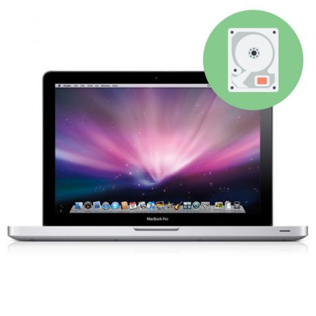Changement HDD/SSD MacBook Pro