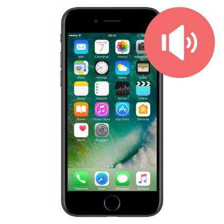 r paration ecouteur iphone 7 remplacement son iphone 7. Black Bedroom Furniture Sets. Home Design Ideas