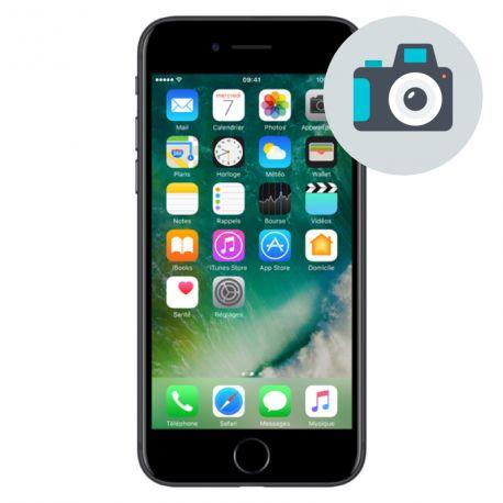Réparation Caméra Arrière iPhone 7