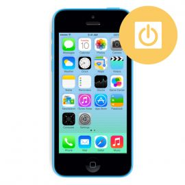 iPhone 5c Power Button Repair