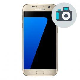 Réparation Caméra Arrière Samsung Galaxy S7 Edge