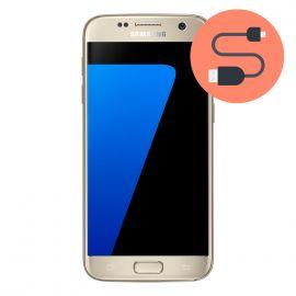 Galaxy S7 Edge Charge Plug Repair