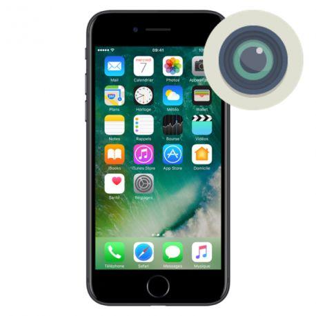 Réparation Lentille Caméra iPhone 7 Plus