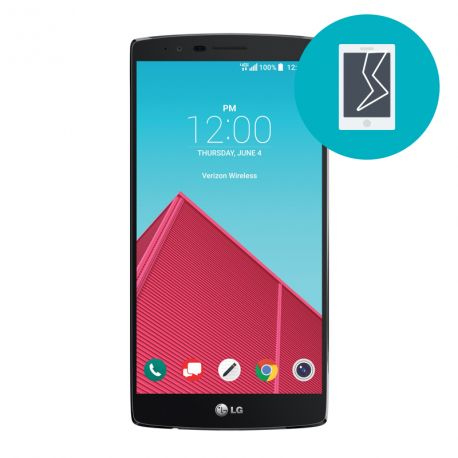 LG G4 Glass Only Repair