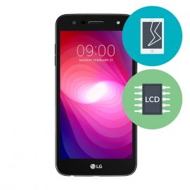 Réparation Ecran LG X Power 2