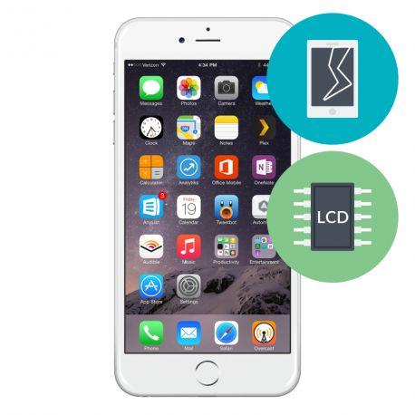 Réparation Ecran Complet iPhone 6s Plus