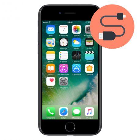Réparation Connecteur de Charge iPhone 7 Plus