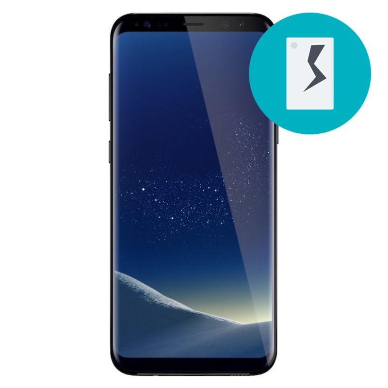 coque avant arriere galaxy s8