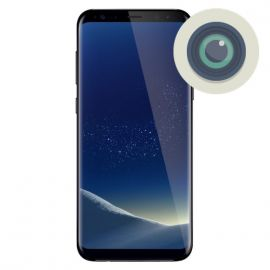 Réparation Lentille Caméra Samsung Galaxy S8+