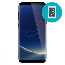 Réparation Vitre Seule Samsung Galaxy S8 Plus