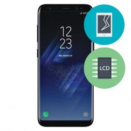 Samsung Galaxy S8 OLED Screen Replacement