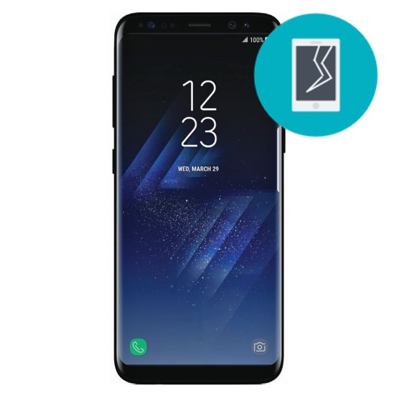 Samsung S8 Front Glass Repair