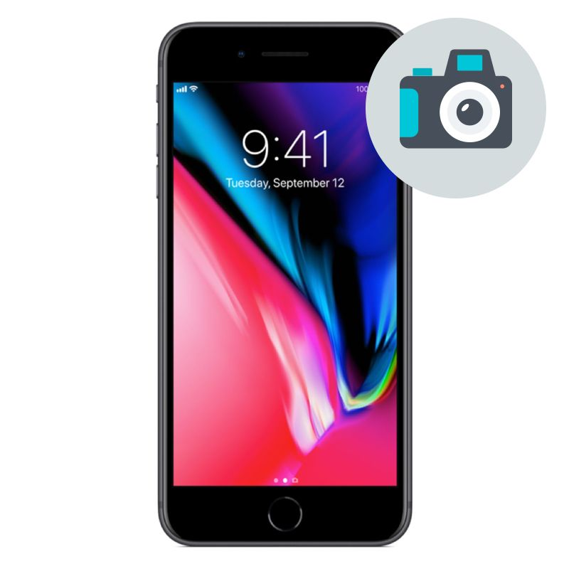 the latest 2c696 cf0a3 iPhone 8 Plus Back Cameras Replacement
