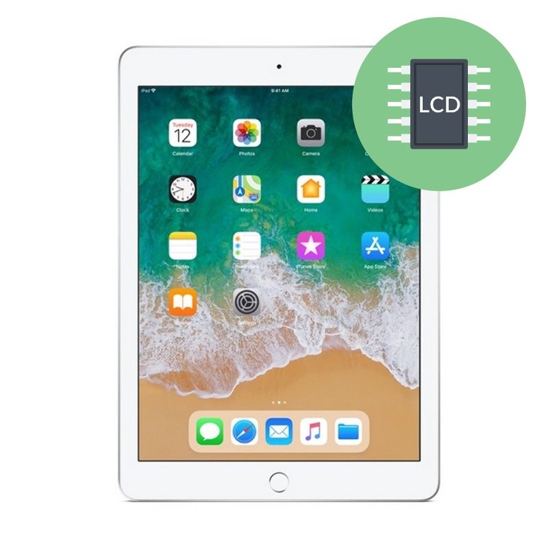 iPad 6 (2018) LCD Sreen Replacement