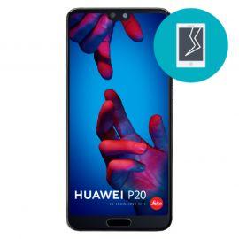 Réparation Vitre Seule Huawei P20