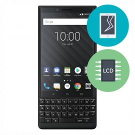 Réparation Ecran BlackBerry Key2